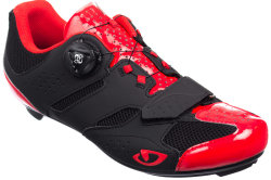 Велотуфли Giro SAVIX red-black