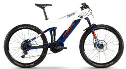 Электровелосипед Haibike SDURO FULLSEVEN 5.0 27.5 blue-white-orange