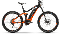 Электровелосипед Haibike SDURO FULLSEVEN LT 8.0 27,5 orange-black-silver