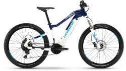 Электровелосипед Haibike SDURO HARDSEVEN LIFE 5.0 27,5 white-blue