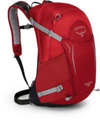 Рюкзак Osprey Hikelite 26 Tomato Red