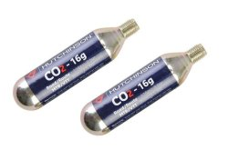Сменный балон CO2 Hutchinson RECHARGE C02 X 2 (16 GR)