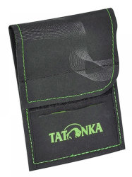 Кошелек Tatonka HY Neck Wallet (Black/Bamboo)