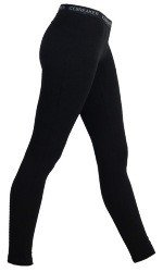 Термобелье IceBreaker BF260 VERTEX LEGGINGS W black
