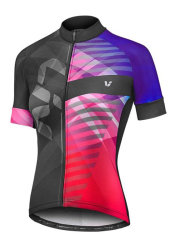 Веломайка Liv SS SIGNATURE TRI black-fuchsia-purple