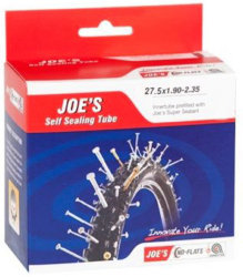 Камера Joes SELF SEALING TUBE FV 27.5X2.0-2.5