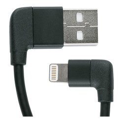 Кабель SKS COMPIT CABLE IPHONE LIGHTNING black