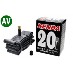 Камера Kenda AV 20x1.75-2.125 A/V, molded, box