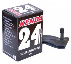 Камера Kenda AV 24x1.75-2.125 A/V, molded, box