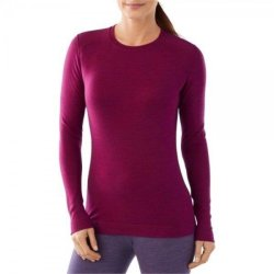 Кофта Smartwool NTS Mid 250 Crew Berry Heather