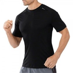 Кофта Smartwool PhD Ultra Light Short Sleeve Black