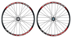 "Колеса Fulcrum Red Heat 26"" clincher disc 6 bolts Front(HH20)+Rear(HH12x150)"