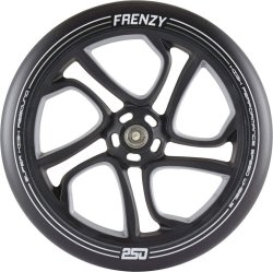 Колесо Frenzy 250 mm black