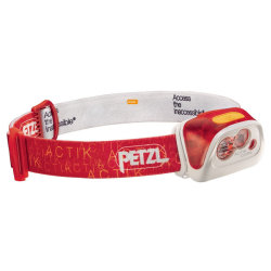 Фонарь Petzl Actik Core red