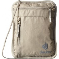 Кошелек Deuter Security Wallet I цвет 6010 sand