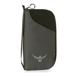 Кошелек Osprey Document Zip Wallet Black