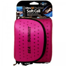 Косметичка Sea to Summit Padded Soft Cell Berry, S