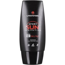 Крем Lifesystems Sport SUN - SPF50 Black