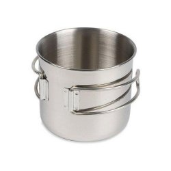 Кружка Tatonka Handle Mug 600 Silver
