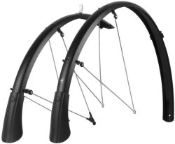 Крылья SKS Bluemels Matt Mudguards 45mm 28˝ Black