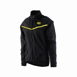 Куртка Ride 100% CORRIDOR Stretch Windbreaker Black