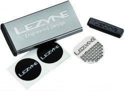 Заплатки Lezyne METAL KIT silver
