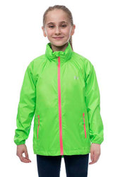 Куртка Mac in a Sac NEON KIDS neon green
