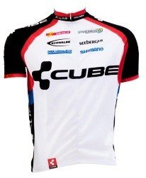 Веломайка Cube JERSEY BASIC MEN S/S Teamline