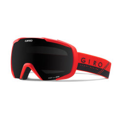 Маска Giro ONESET Flash Red/Black Slash, BlackLimo 15%