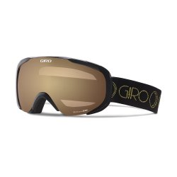 Маска Giro FIELD Flash Black/Gold Moon Phase AmberGold23%