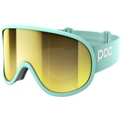 Маска POC Retina Big Clarity Tin Blue/Spektris Gold, One