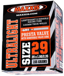 Камера Maxxis 29 PRESTA ULTRALIGHT 29x1,90-2,35