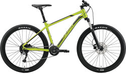 Велосипед Merida BIG.SEVEN 200 27,5 glossy olive green-black