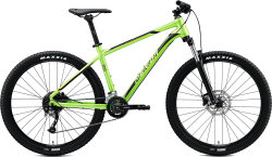 Велосипед Merida BIG.SEVEN 200 27.5 glossy green black
