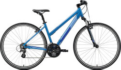 Велосипед Merida CROSSWAY L 10-V silk sea blue
