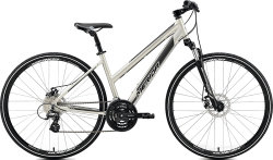 Велосипед Merida CROSSWAY L 15-MD matt titan black