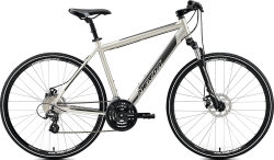 Велосипед Merida CROSSWAY 15-MD matt titan black