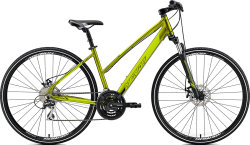 Велосипед Merida CROSSWAY L 20-MD silk olive green
