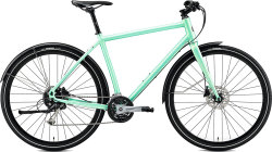 Велосипед Merida CROSSWAY URBAN 100 matt mint green