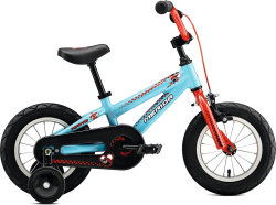 Велосипед Merida MATTS J12 lite blue red lbug