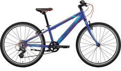 Велосипед Merida MATTS J24 RACE blue lite blue-red