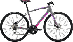Велосипед Merida SPEEDSTER 100 juliet matt grey pink-purple
