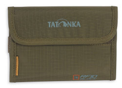 Кошелек Tatonka Money Box RFID B (Olive)