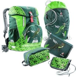 Набор сумок Deuter OneTwo Set - Sneaker Bag forest dino