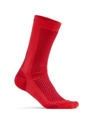 Носки Craft Warm Mid 2-Pack Sock beam/rhubarb