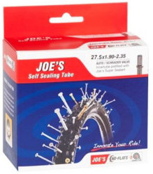 Камера Joes SCHRADER SELF SEALING TUBE AV 27.5X2.0-2.5