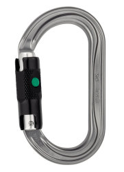 Карабин Petzl OK ball lock