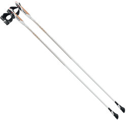 Палки Leki Smart Carbon Nordic Walking White