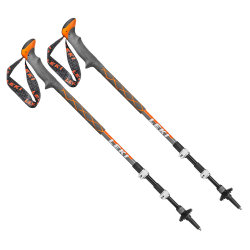 Палки Leki Thermolite XL AS mit Speed-Lock2 треккинговые