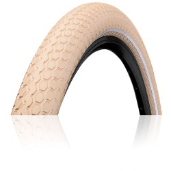 "Покрышка Continental Ride Cruiser Reflex 28""x2.00, Wire, ExtraPuncture Belt кремовая"